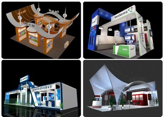 会展设计展览设计图展示